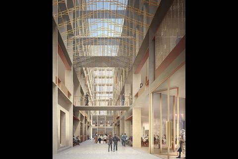 Team B - LSE Paul Marshall Building
